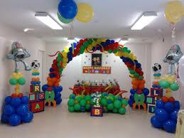 Decorating With Balloons Balloons Decoration Buscar Con Google Globos Pinterest