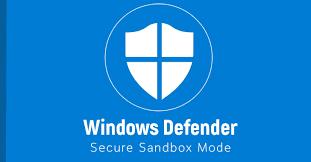 Windows Built In Antivirus Gets Secure Sandbox Mode Turn It On