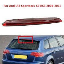 Audi Tt High Level Brake Light Led Car Rear 3rd Third Brake Light High Level Brake Stop