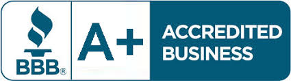 Image result for accredited Better Business Bureau