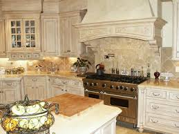 old world furniture design. A Limestone Hood And Furniturestyle Cabinetry With Three Different Color Tones Ensures This Kitchen Reflects The Warmth European Design Of Home Old World Furniture L
