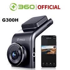 Mã ELTECHZONE giảm 5% đơn 500K] Qihoo 360 G300H Camera hành trình xe hơi  Bản Quốc Tế - Camera hành trình - Action camera và phụ kiện
