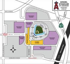 Edison Field Seating Chart Angel Stadium Parking Guide Tips Maps Deals Spg