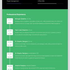 Free Web Resume Templates Free One Page Web Resume Template Freebies Gallery with Resume 83