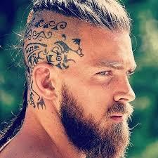 Afbeeldingsresultaat Beard Tattooideasmale Viking Tattoo Tetování
