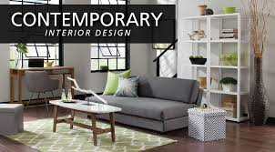 contemporary style furniture. Contemporary Interior Design Style Furniture N