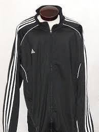 adidas 4xl. adidas black performance track jacket tall 4xl 4x 4xlt nwt! .