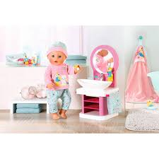 <b>Кукла</b> функциональная 827-086 43 см <b>Baby Born</b> Чистим зубки в/к ...