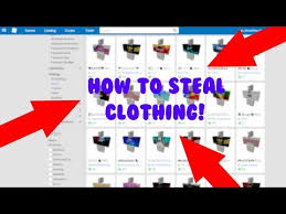 How To Make Roblox Pants Videos Matching Roblox How To Steal Shirts Pants T Shirts