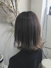 ダブルカラーハイライト Hair Make Design Paf