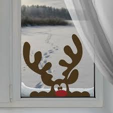 Fensterbilder Zu Weihnachten Ideen Mit Transparentpapier