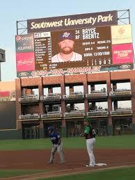 El Paso Chihuahua Stadium Seating Chart Reese Kaplan Live Report On The Las Vegas 51s Macks Mets