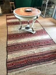 extra large flat woven rug antique afghan beige and red striped rug classic north east early extra large flat woven rug