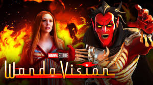 Wanda and vision struggle to conceal their powers during dinner with vision's boss and his wife. Wandavision Mephisto Leak Debunked By Manufacturer