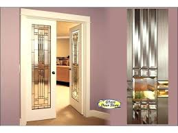 stain glass interior door stained glass interior doors explore pantry office and more sliding stained glass