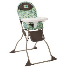 cosco simple fold high chair choose your pattern