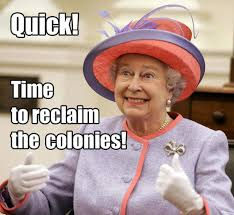 The Queen's Reaction To The US Government Shutdown | WeKnowMemes via Relatably.com