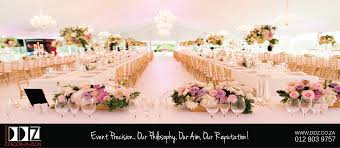 Designer Decor Port Elizabeth Wedding Draping Linen Decor DZign Wedding Guide 59