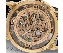 the automata blog stuhrling men s automatic skeleton watch stuhrling men s automatic skeleton watch