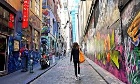 street art melbourne wall painting 11  on wall art melbourne street with street art melbourne wall painting 10 living nomads travel