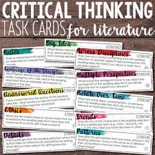 best  School  Higher Order Thinking Questions images on     SlidePlayer Curriculum     Reading Critical Thinking Skills for Reading