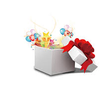 gift open the gift box
