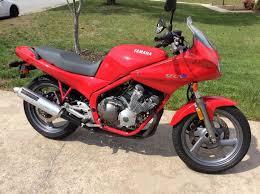 650 seca motorcycles