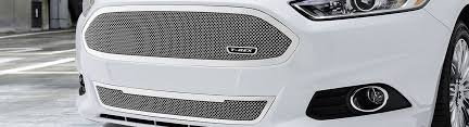 ford fusion blacked out grill. ford fusion grills blacked out grill f