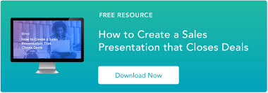Sales Presentaion 14 Sales Presentation Techniques That Will Help You Close