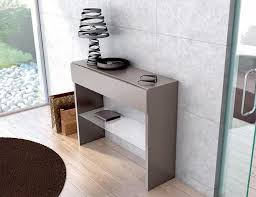 small cream console table. Enchanting Small Cream Console Table With Modern Hall T