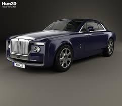 Rolls-Royce Sweptail 2017 3D model - Hum3D