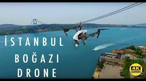 İstanbul Boğazı Muhteşem Drone Görüntüleri - YouTube