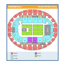 Snhu Arena Seating Chart Disney On Ice Snhu Arena Formerly Verizon Wireless Events And Concerts