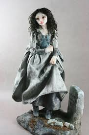 best wuthering heights inspiration board images  art doll cathy inspired by a beloved character from emily bronte s wuthering heights