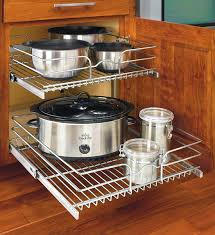 Two Tier Cabinet Organizer   Extra Large ...