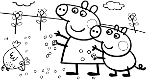 Family Pig Coloring Pages Pig Coloring Pages Family Pig Coloring
