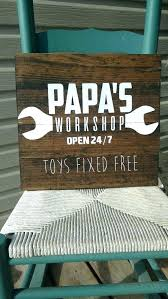 birthday present ideas for grandpa grandpas gift papas work sign can be by grandfather