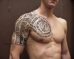 Pánské Tetování Na Hrudníku Různé Styly A Možnosti Pro Obrázky