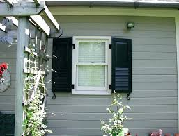 how to build exterior shutters diy board and batten