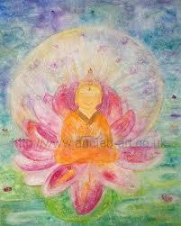 meditation wall art buddha poster