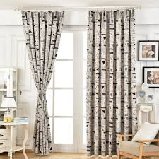Paris Curtains For Bedroom Aliexpresscom Buy New Curtain Fabric Burst Light Shade Printing