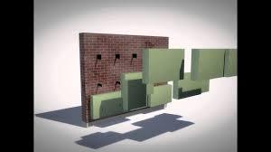 Fassadenunterkonstruktion Maasprofilede