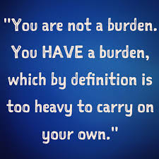 Top 13 Inspirational Quotes Of 2014 12 Carrying A Burden
