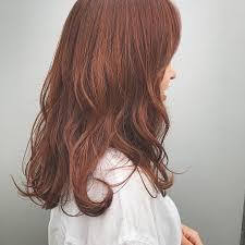 イエローベースに似合うヘアカラー髪色8選スプリングオータム