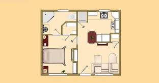 tiny house floor plans 500 sq ft unique floor plans for 500 sq ft homes awesome