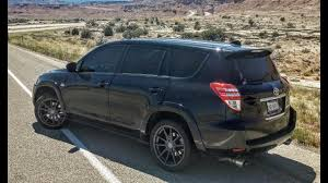Modified Toyota Rav4 V6 AWD - One Take - YouTube