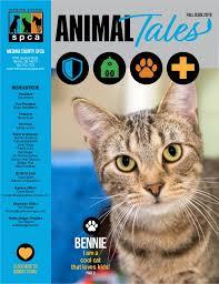 Medina County SPCA Animal Tales – Fall Issue 2019