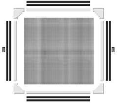 Insektenschutz Magnetrahmen Weiß Oder Anthrazit Schellenberg Shop