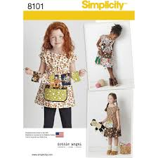 Simplicity Patterns On Sale Delectable Amazon Simplicity Pattern 48 Child's Dress And Tunic From