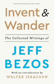 Invent and Wander Buch von Jeff Bezos ...